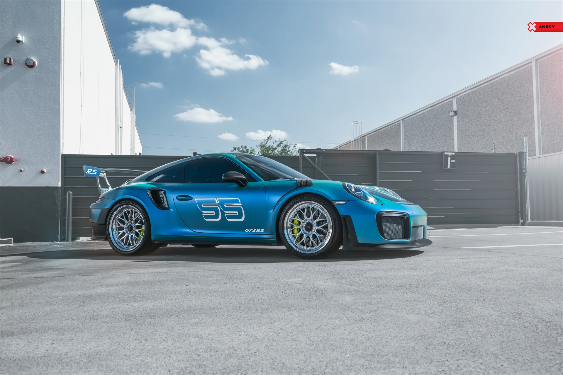 Porsche 991.2 GT2RS – RETROSeries RS1