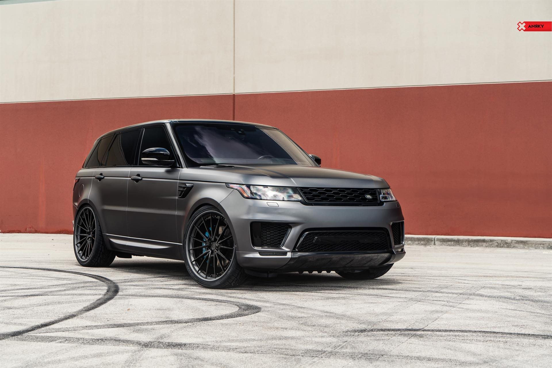 Range Rover Sport – AN39 SeriesTHREE