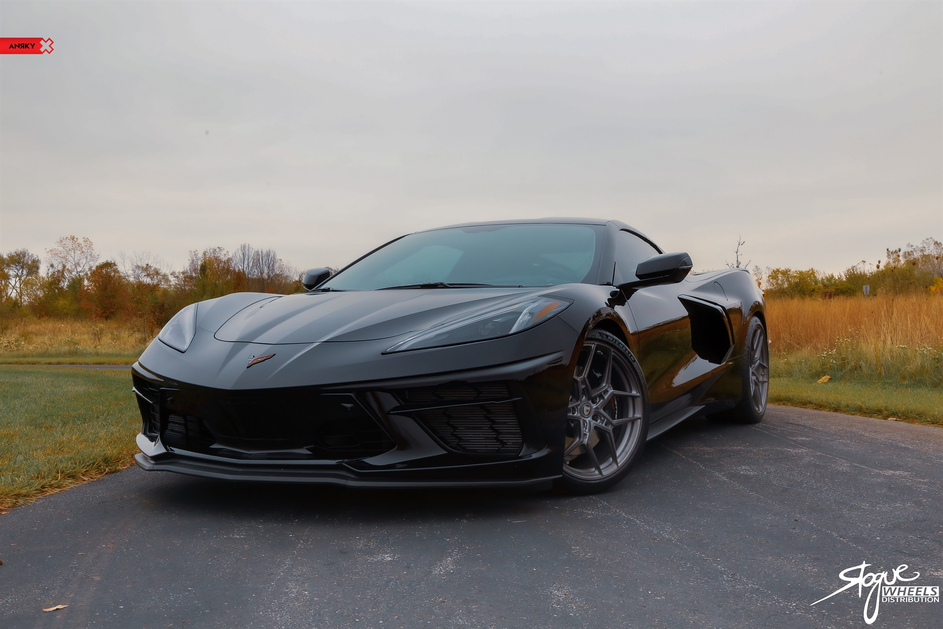 Chevrolet C8 Corvette Stingray – X|Series S1-X4