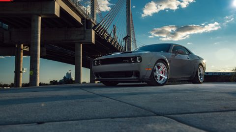 Dodge Challenger Hellcat Redeye – RETROSeries RS5