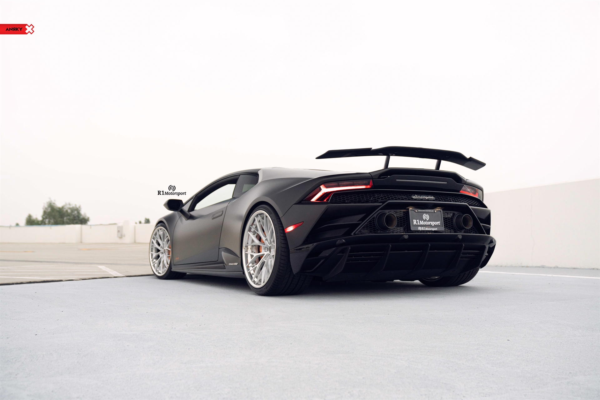 Lamborghini Huracan EVO – AN30 SerisTHREE