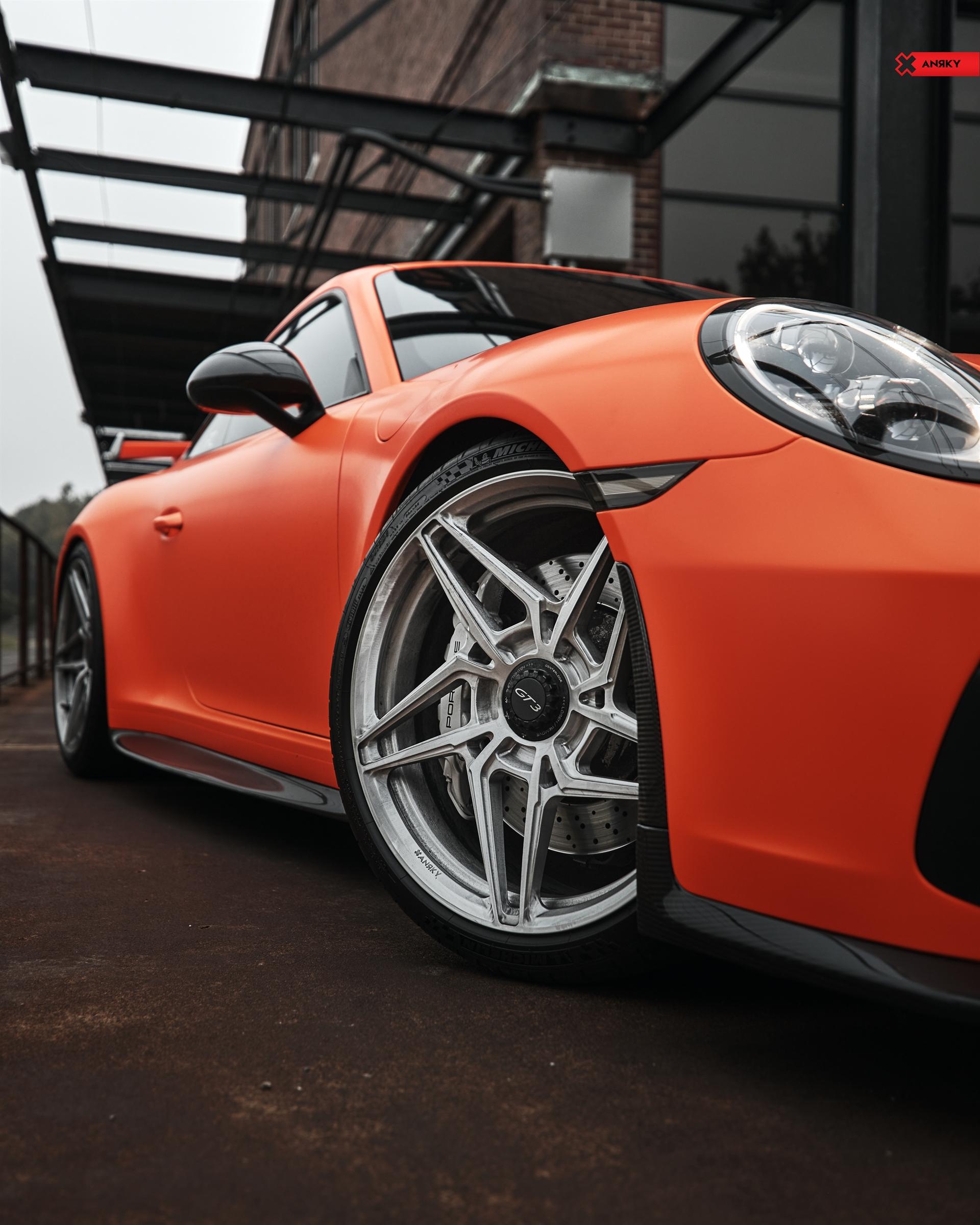 Porsche GT3 – X|Series S1-X3