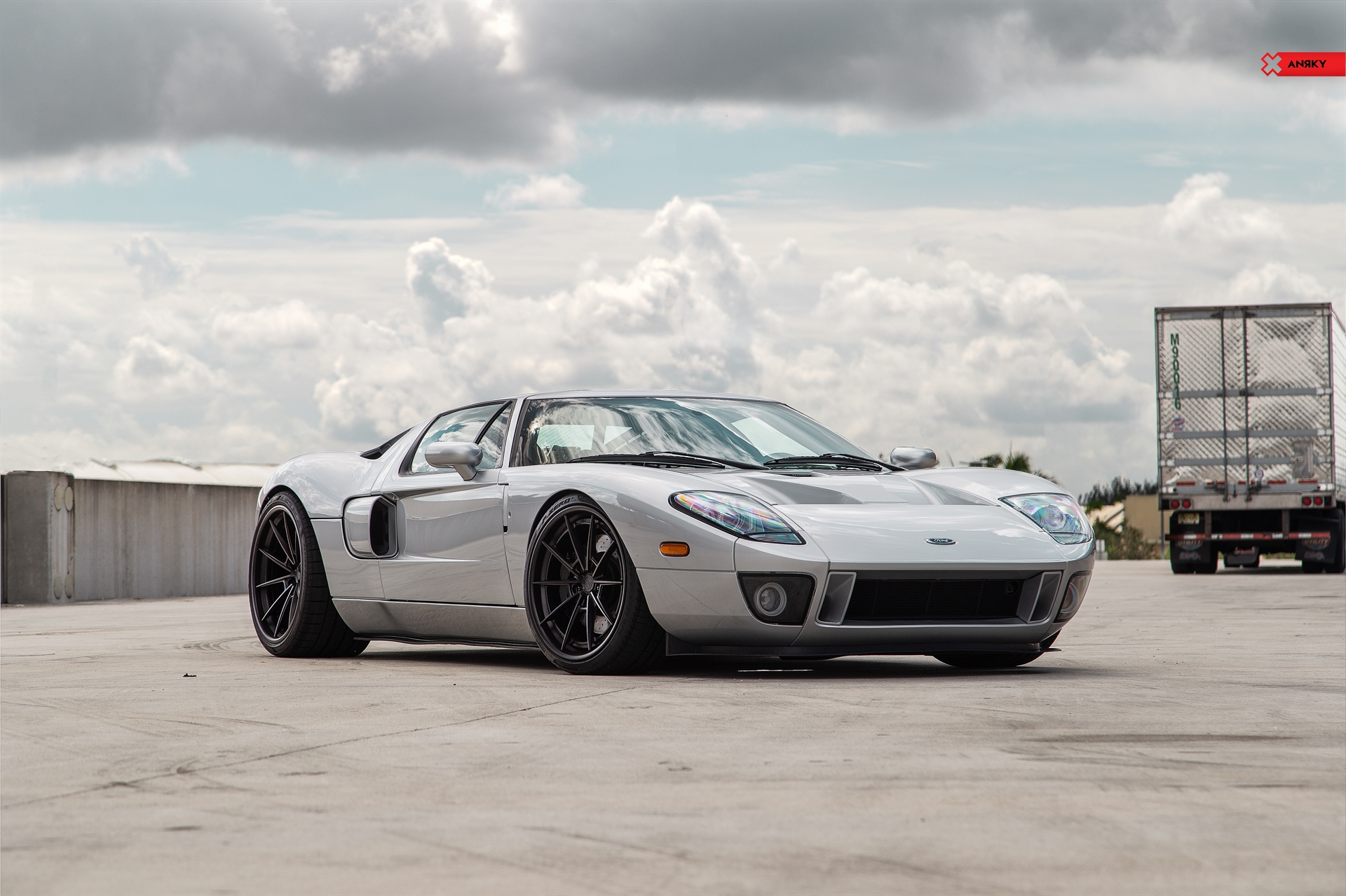 Ford GT – AN38 SeriesTHREE
