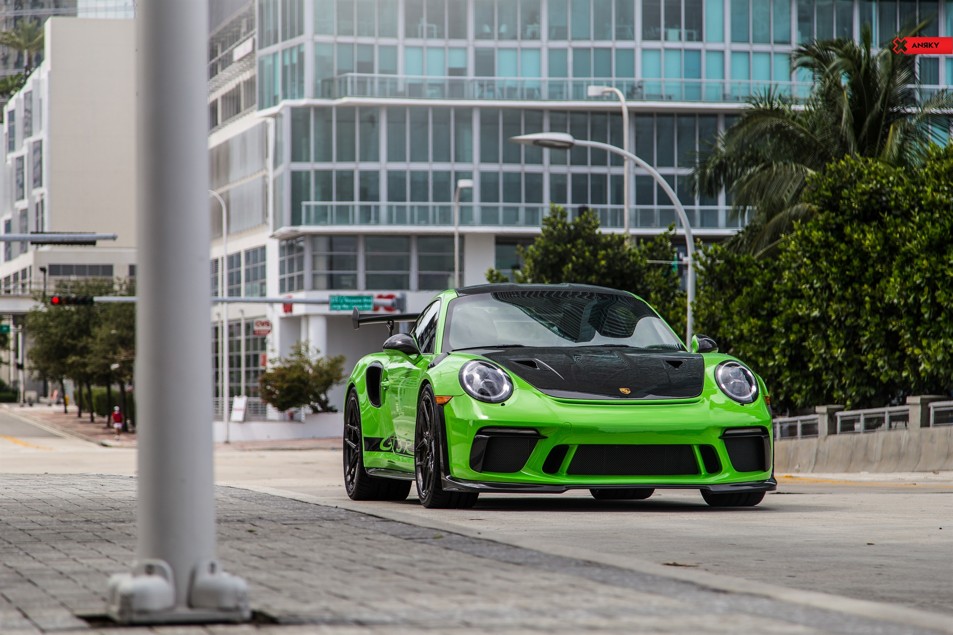 Porsche GT3RS – X|Series S1-X4