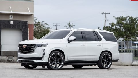 New Cadillac Escalade – AN36S SeriesTHREE