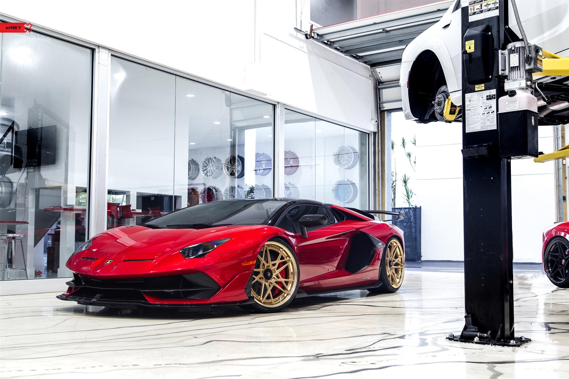 Lamborghini Aventador SVJ – X|Series S1-X2