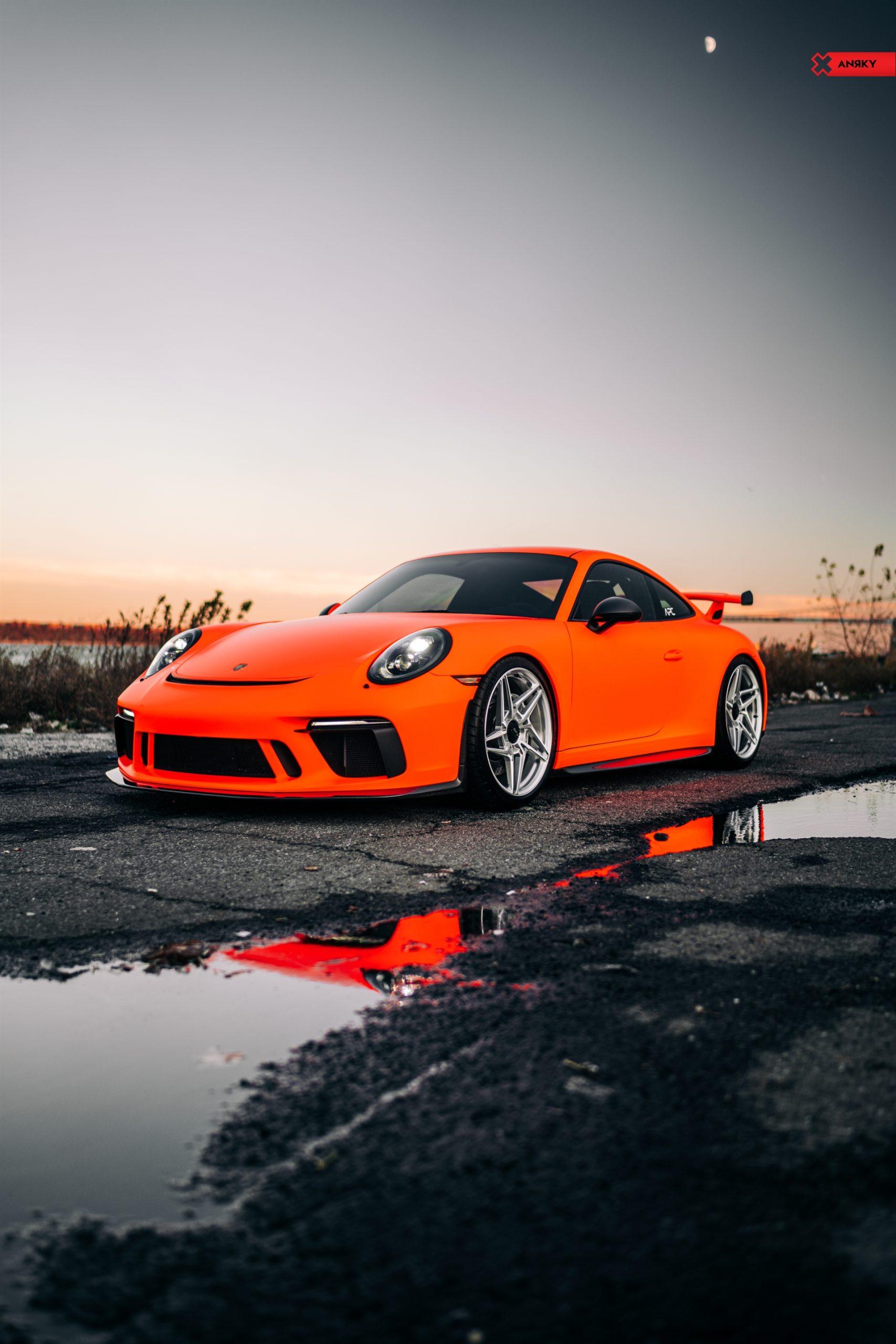 Porsche 991 GT3 – X|Series S1-X3