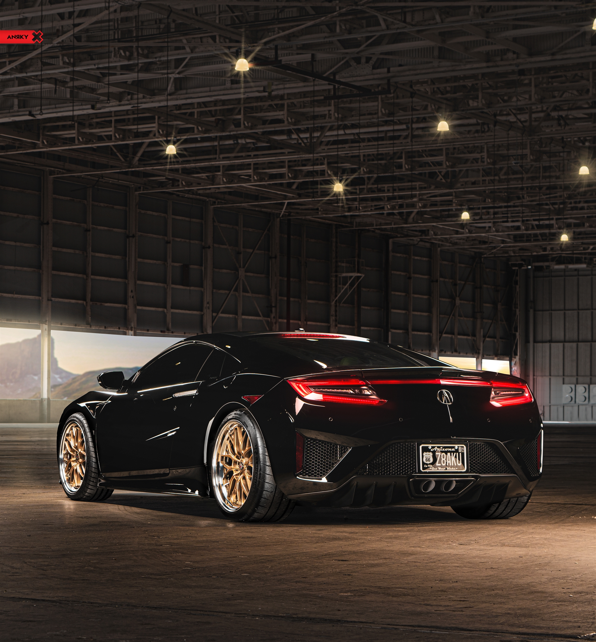 Acura NSX – RETROSeries RS1