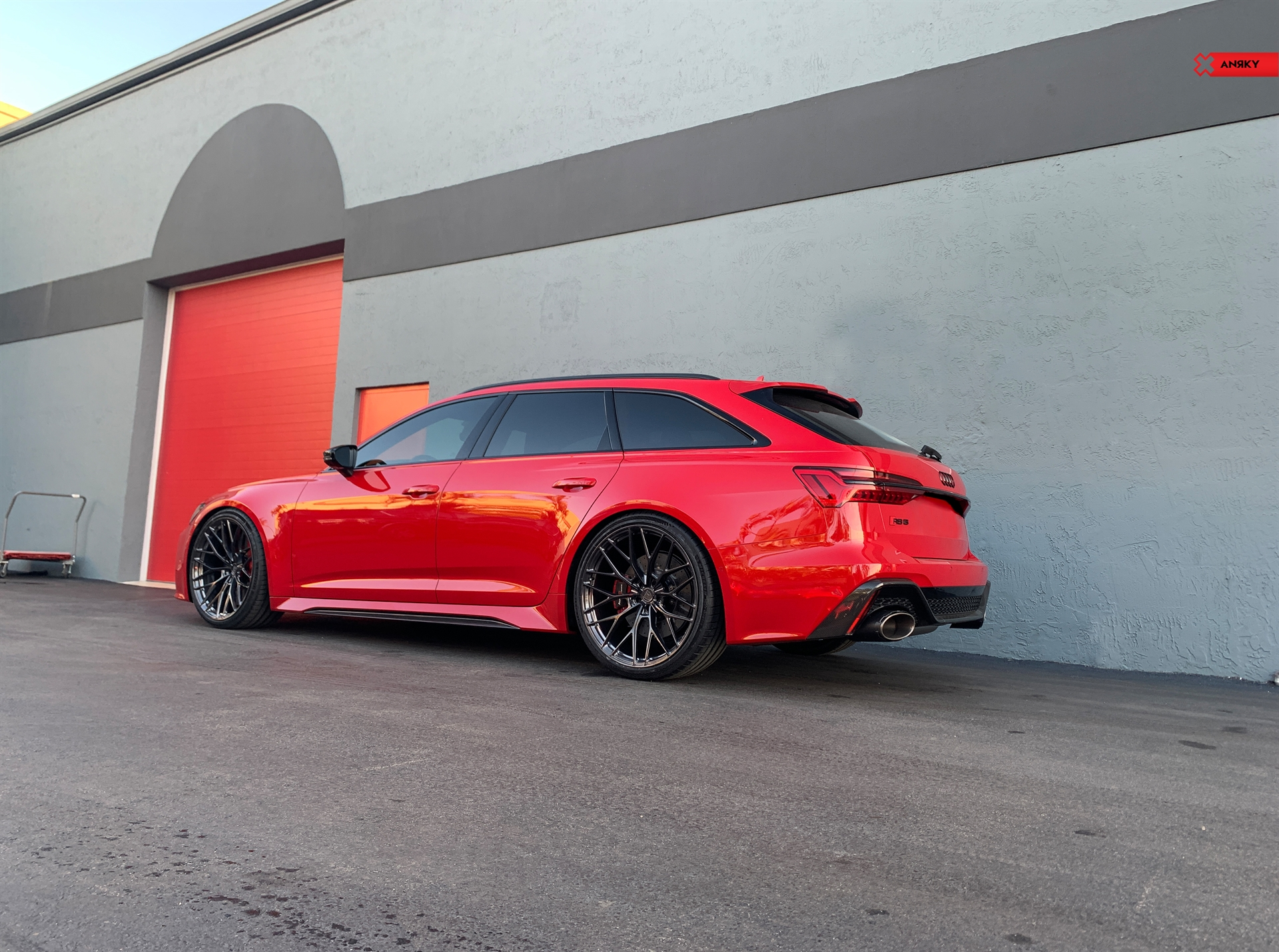 Audi RS6 – AN10 SeriesONE Monoblock