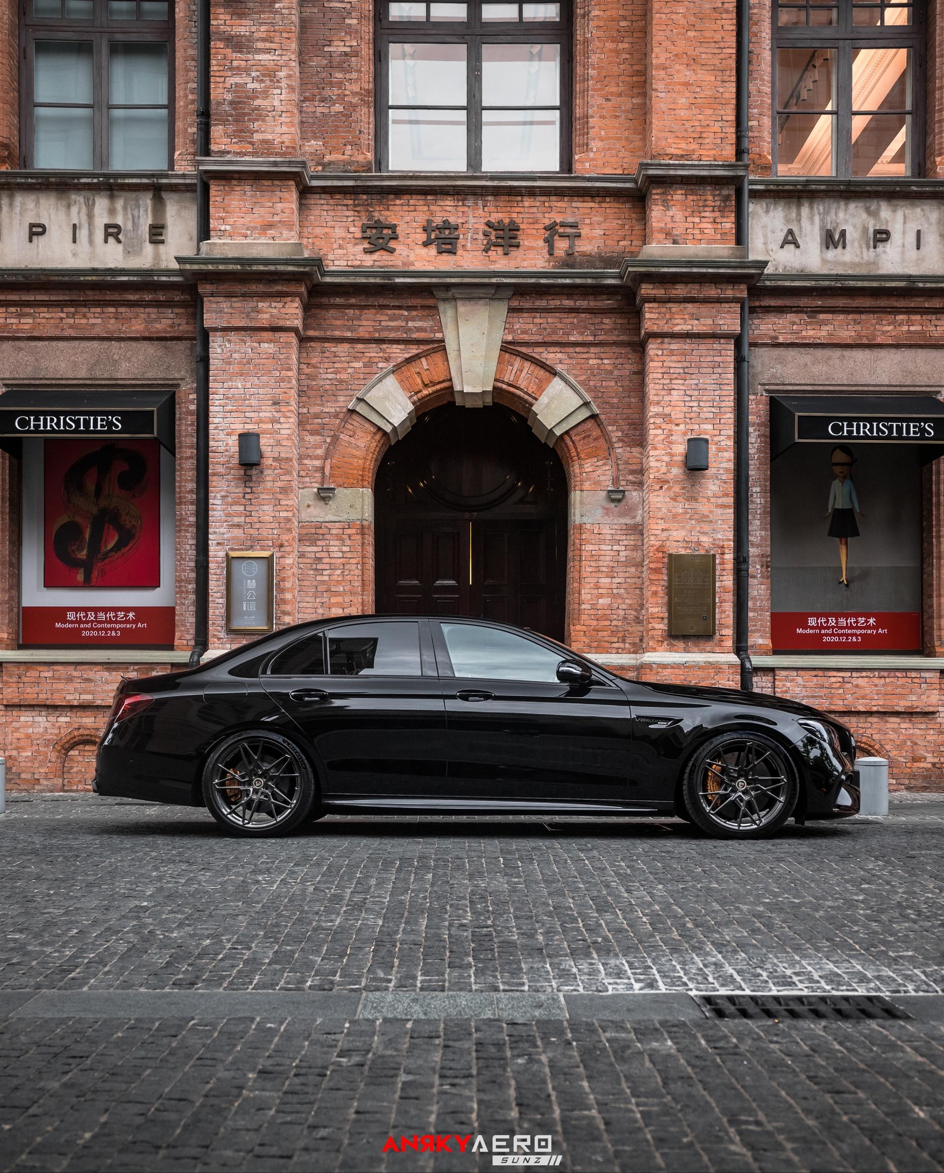 Mercedes-Benz E63s – X|Series S1-X2