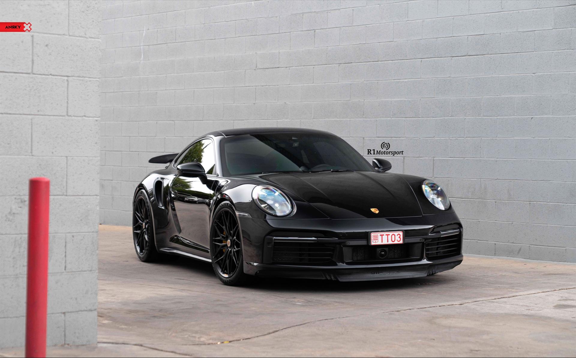 2021 Porsche 992TT-S – X|Series S1-X1