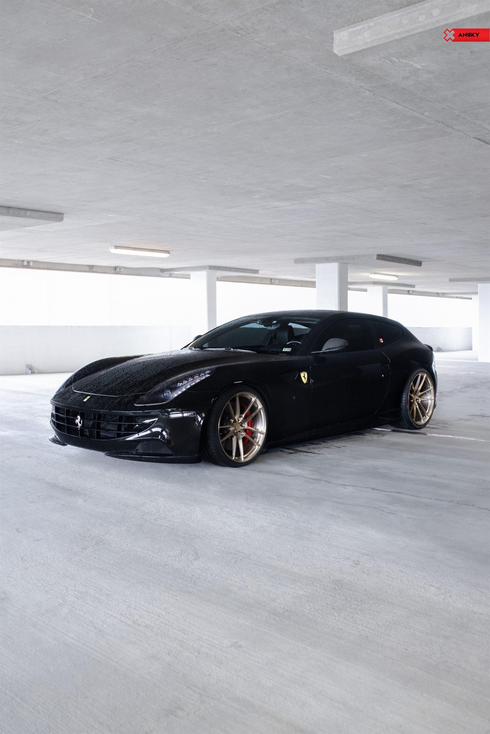 Ferrari FF – AN14 SeriesONE Monoblock