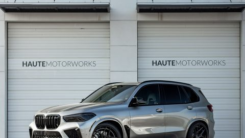BMW X5M Competition – X|Series S3-X4