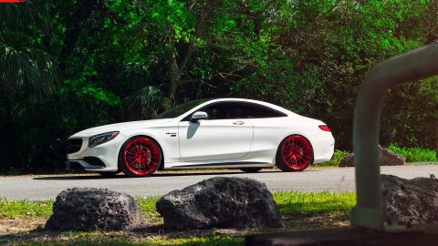 Mercedes Benz S63 AMG Coupe – AN29 SeriesTWO