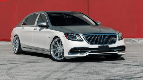 Mercedes Benz Maybach S-650s – X|Series S1-X5