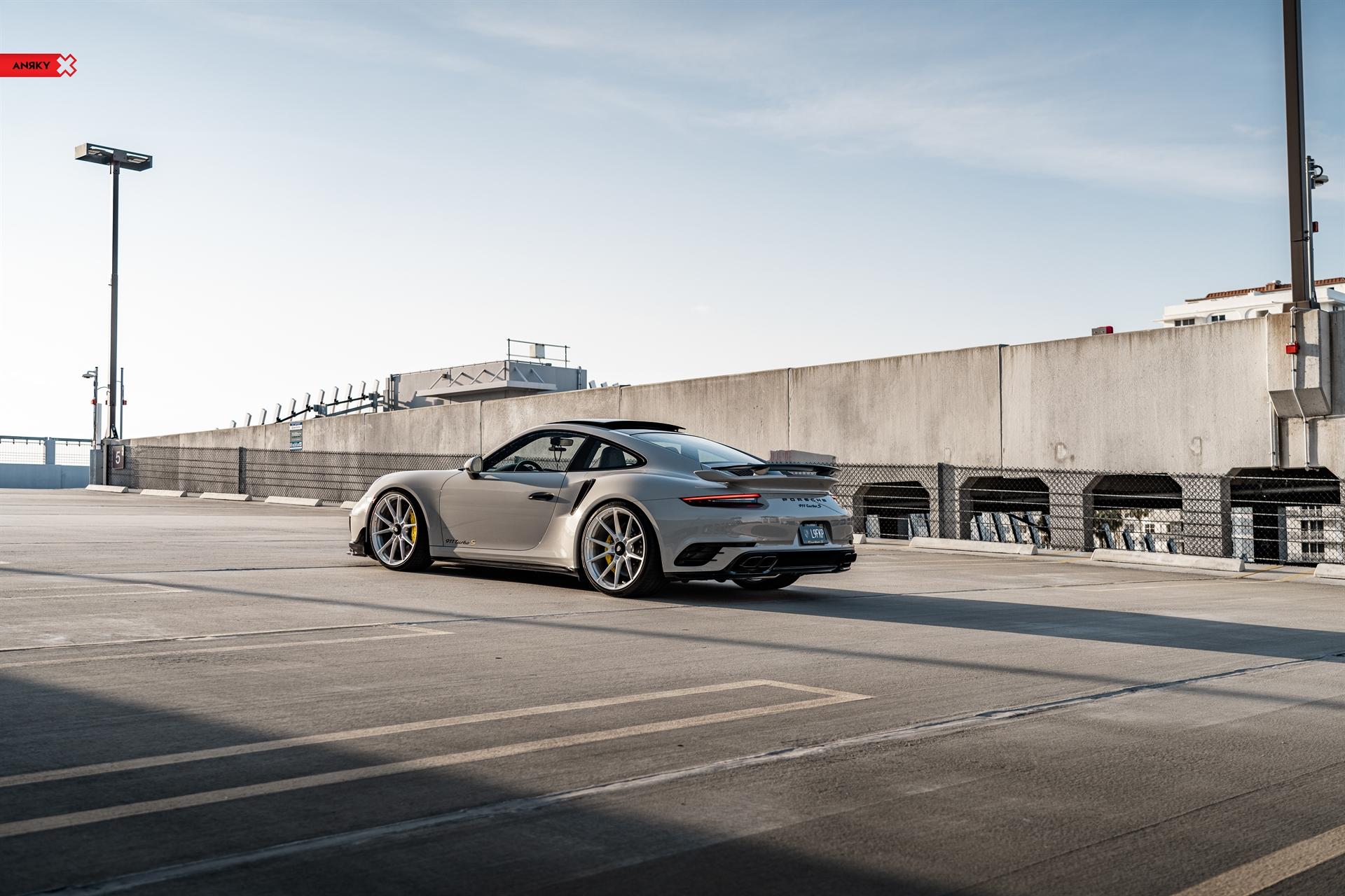 Porsche 991TT-S – AN12 SeriesONE Monoblock