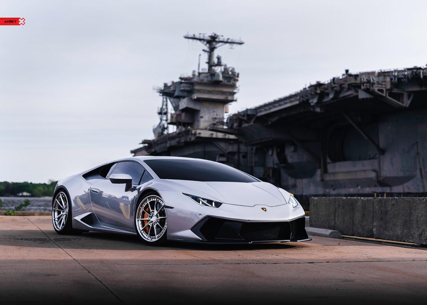 Lamborghini Huracan – AN38 SeriesTHREE