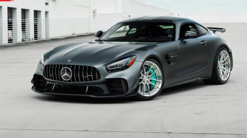 Mercedes-Benz AMG GT-R Pro – AN24 SeriesTWO