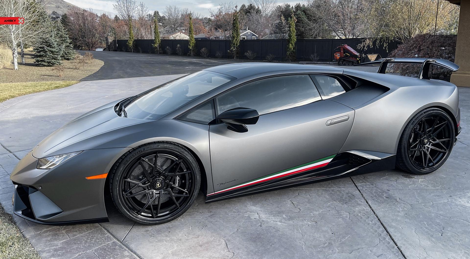 Lamborghini Huracan Performante – X|Series S3-X2