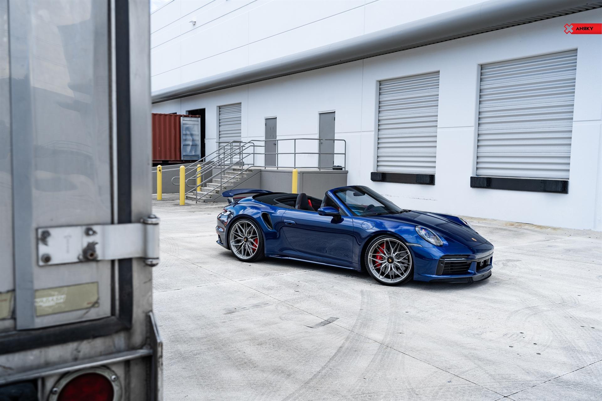 Porsche 992TT-S Convertible – X|Series S1-X1