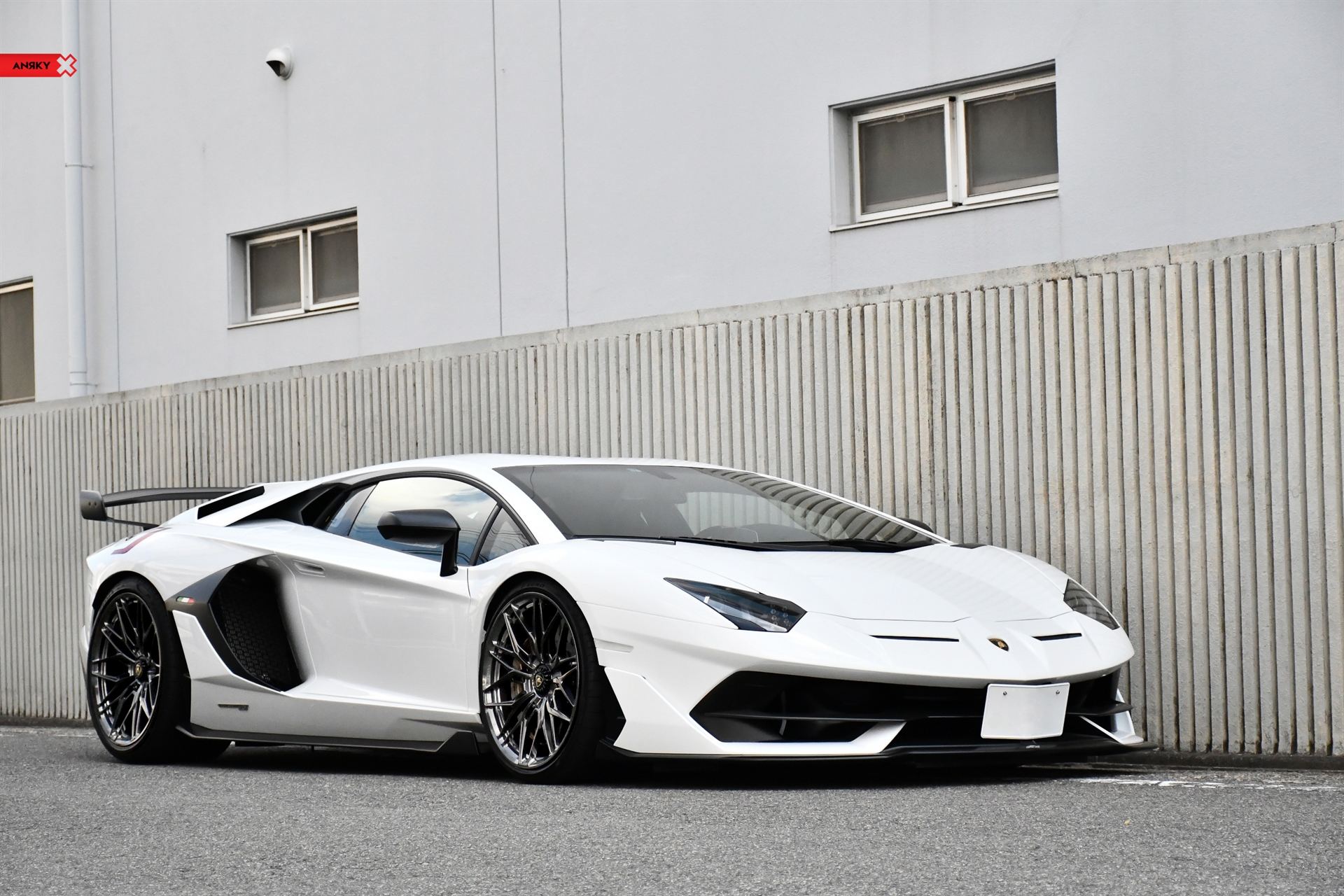 Lamborghini Aventador SVJ – X|Series S1-X1