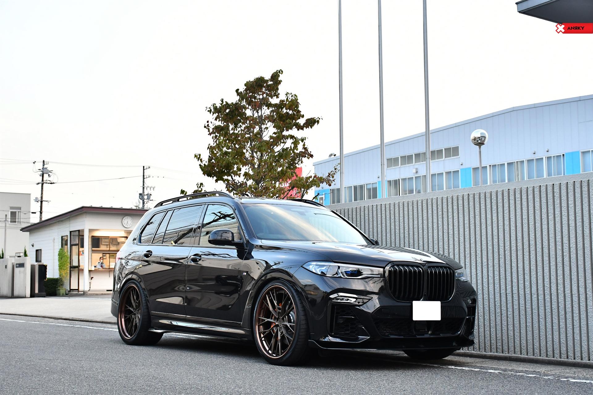BMW X74.0d – X|Series S3-X5